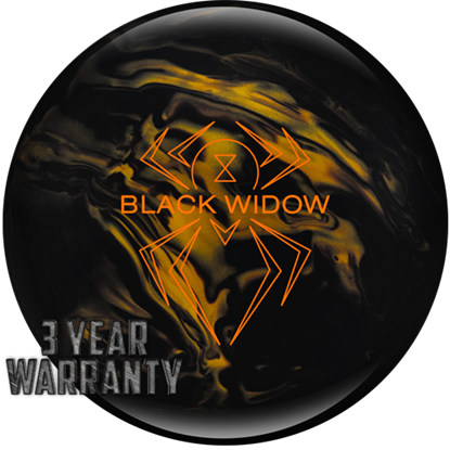 Picture of Hammer Black Widow Blk/Gold